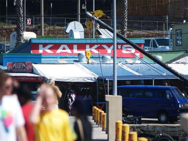Kalky's Kalk Bay
