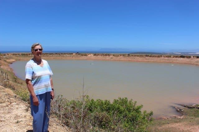 Wasserkrise in Kapstadt - Dürre