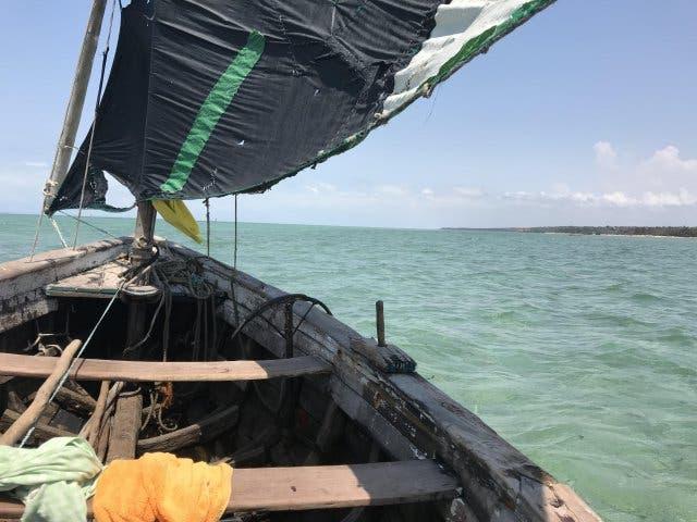 Mosambik Boot
