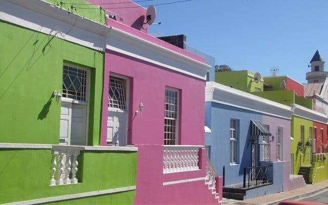 Wohnen in Bo Kaap Kapstadt