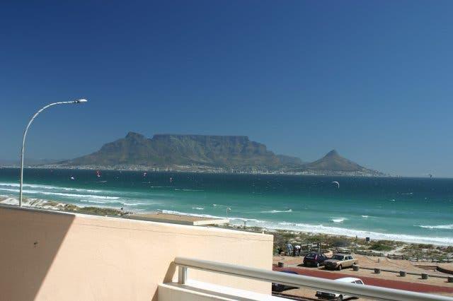 Februar in Kapstadt