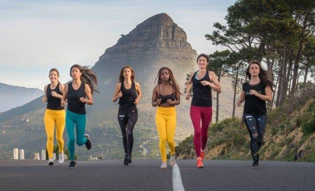joggen in Kapstadt
