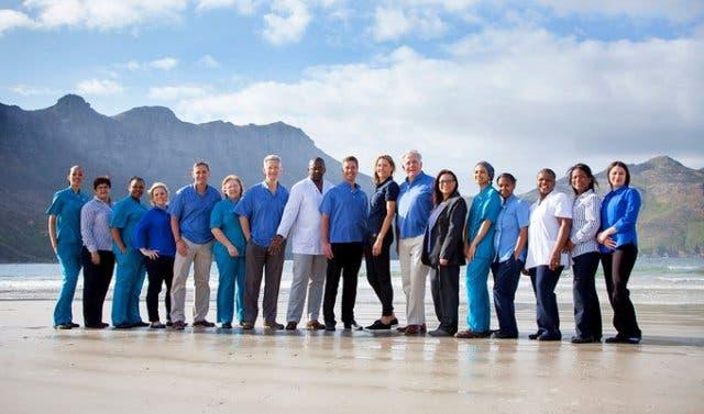 Zahnarzt Team in Hout Bay