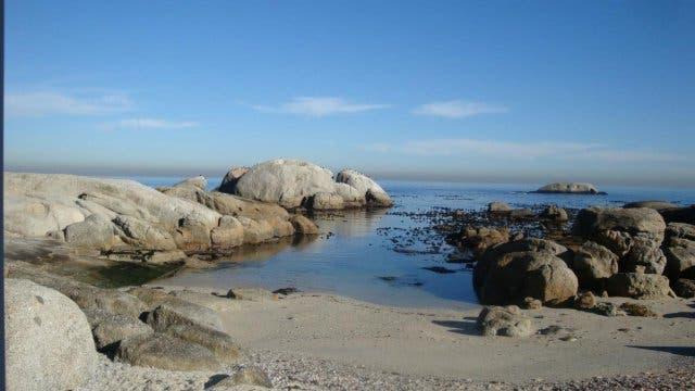 Bakoven Strand Kapstadt
