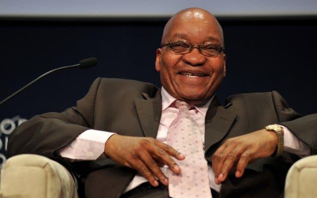 Misstrauensvotum Jacob Zuma