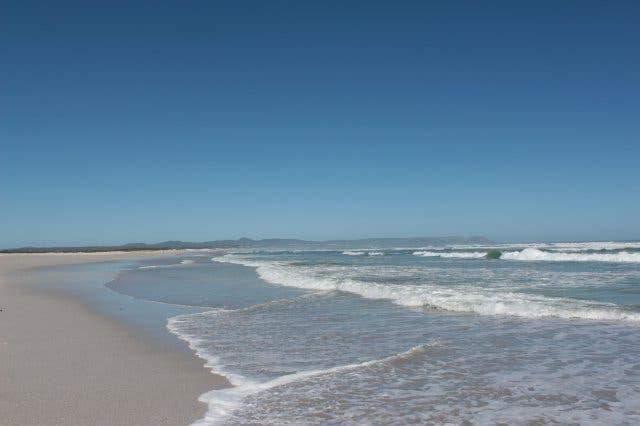Wasserknappheit Südafrika