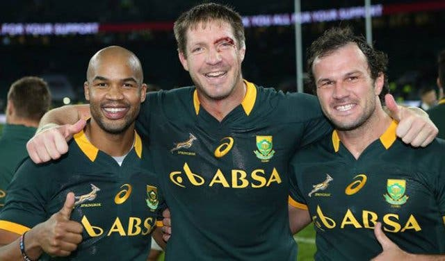 Soringboks Rugby South Africa