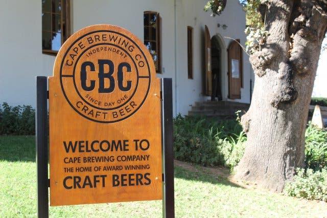 cape brewing company spice route
