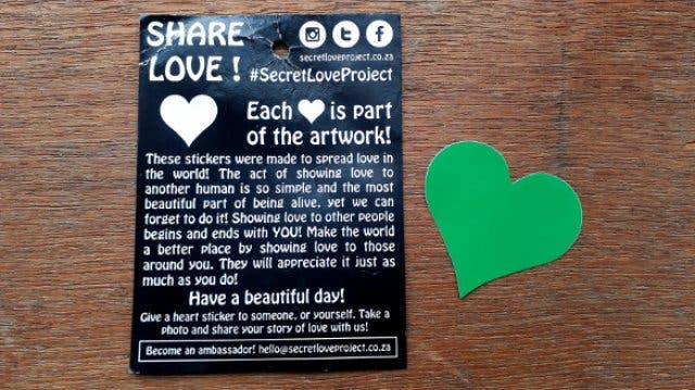 Secret Love Project