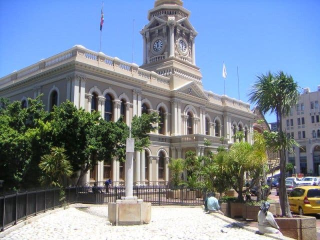 Port Elisabeth Garden Route Südafrika