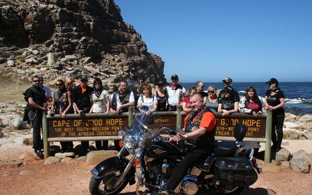 Cape Bike Travel