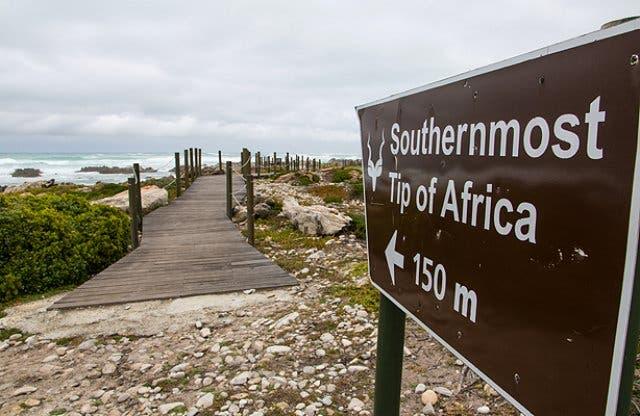 Südlichster Punkt Afrikas