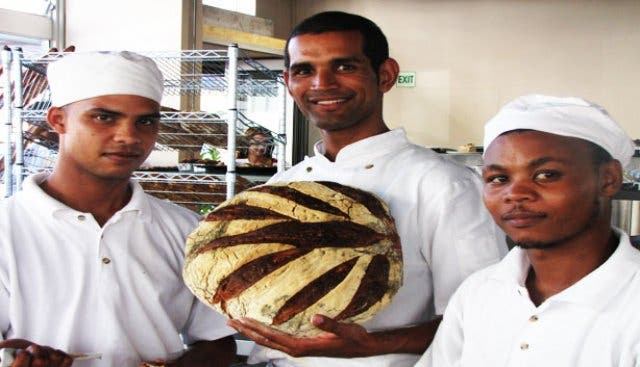 Deutsches Brot in Kapstadt