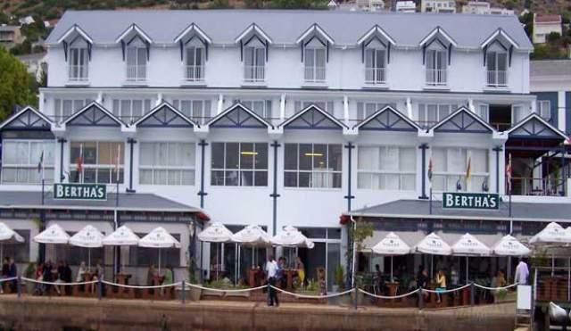 Restaurants in Kapstadt, Bertha's Restaurant