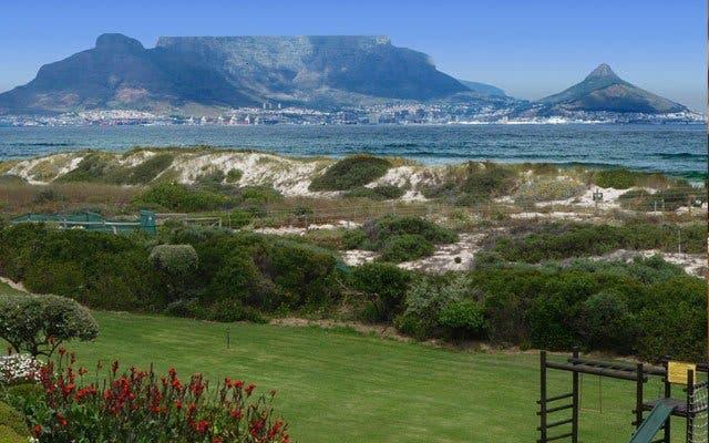 Beste Reisezeit Kapstadt