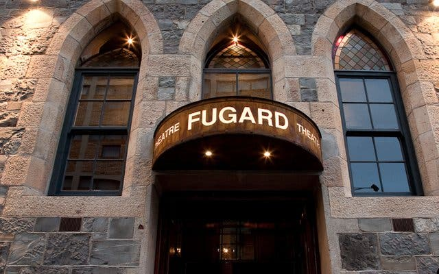 The Fugard Theater Kapstadt