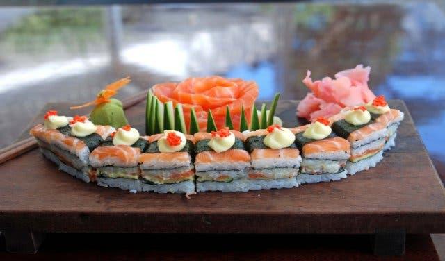 Sushi Kapstadt