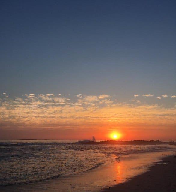 Blueberg Beach Kapstadt