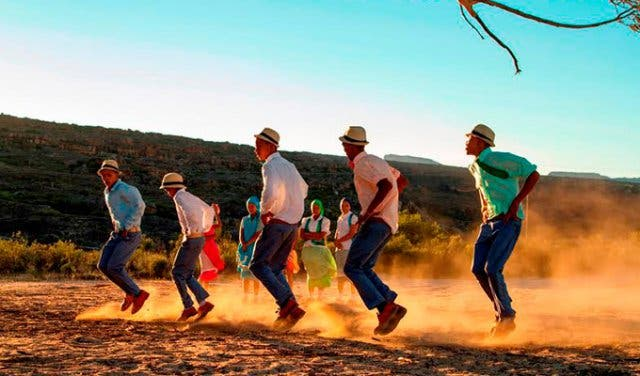 Tanzen in Kapstadt