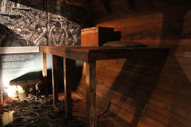Slave Lodge Museum Kapstadt