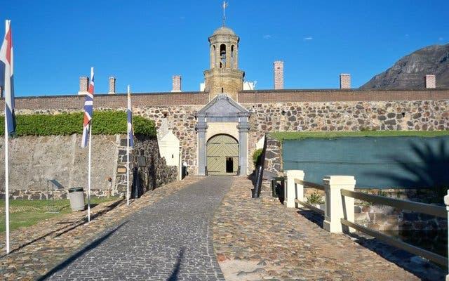 Castle of good hope Kapstadt
