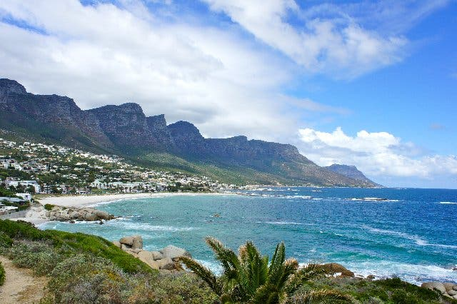 Reise nach Südafrika