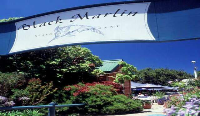 Restaurants in Kapstadt, Black Marlin