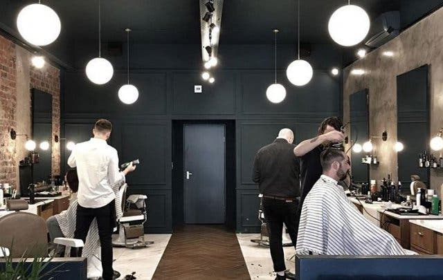 hermanos Barber Shop