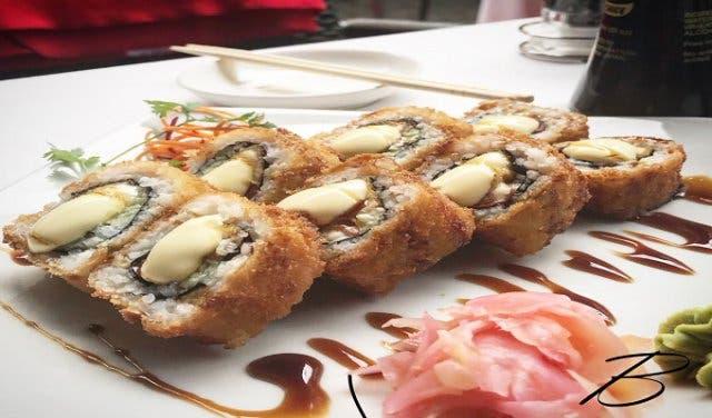 Beluga Sushi Platter Kapstadt