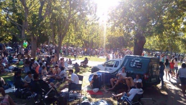 free concert- De Waal Park