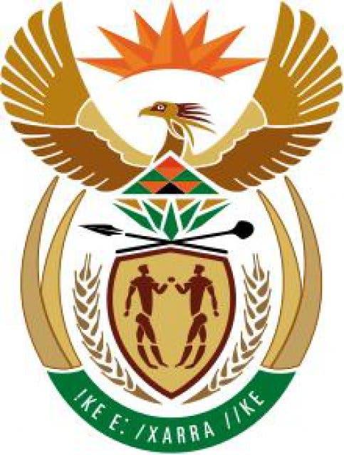 Wappen Südafrikas