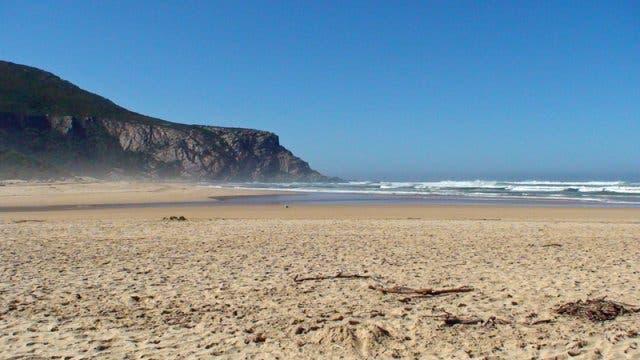 Natures Valley Beach Südafrika