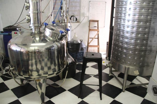 Woodstock Gin Co. Destillerie