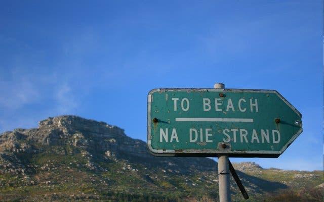 schönste Strände in Kapstadt