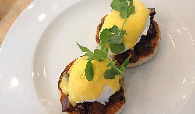 Eggs Benedict Kapstadt