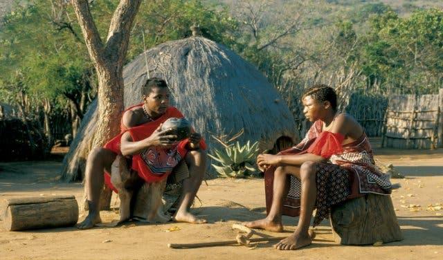 Swaziland Südafrika