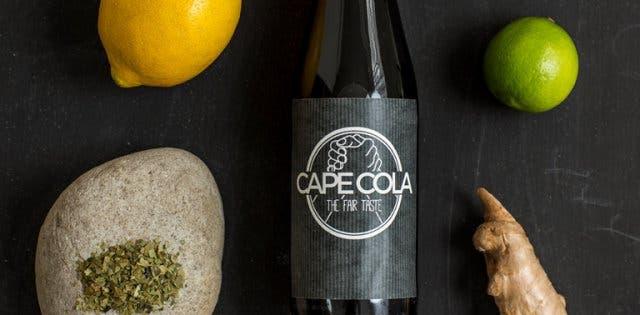 Cape Cola Kapstadt Getränk