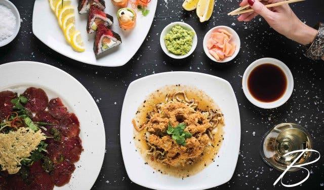 Sushi Restaurant Beluga Kapstadt 2
