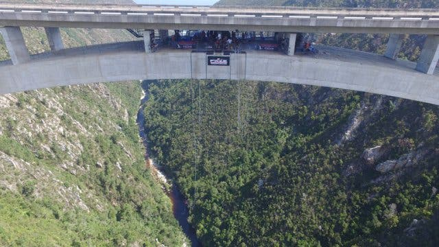 Bloukrans Bridge Plettenberg Bay
