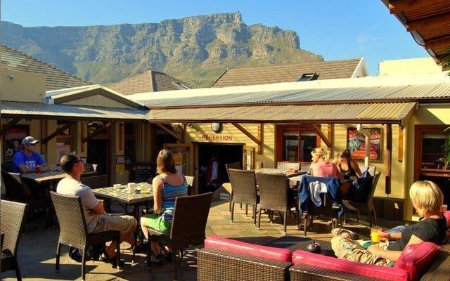 The Backpack Africa Travel Center Kapstadt, Südafrika