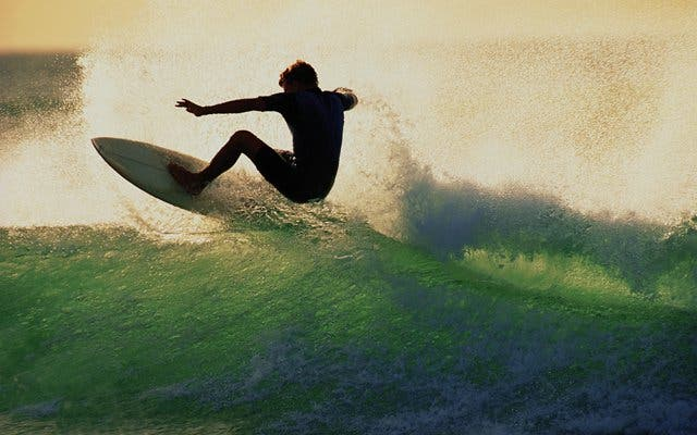 Taucher udn Surfer Paradies Kosi Bay, Südafrika