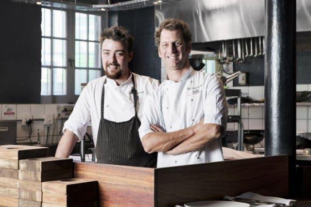 Testkitchen in Woodstock - Sternerestaurant in Kapstadt