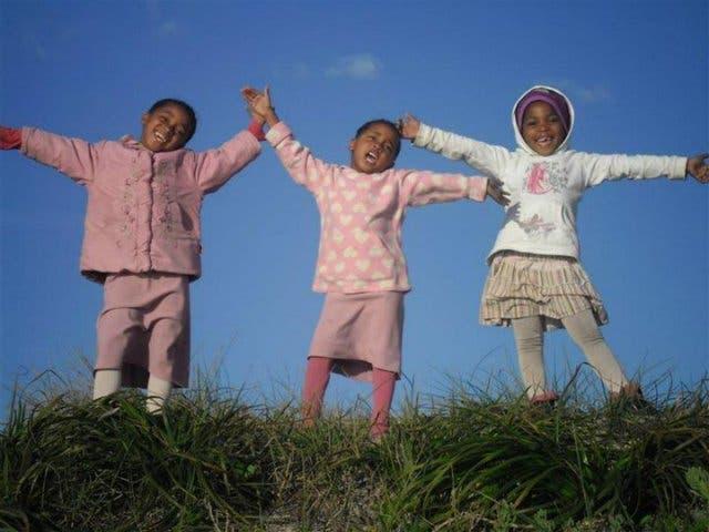 Leni Ullrich Kids of Good Hope Kapstadt