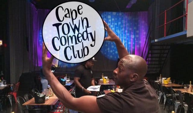 Happy Hour Cape Town Comedy Club