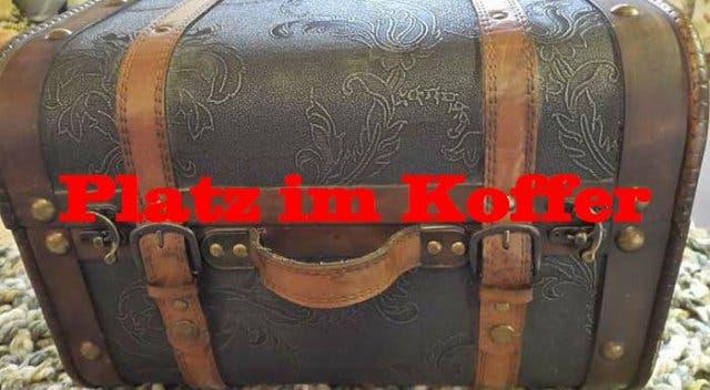Platz im Koffer FB Gruppe