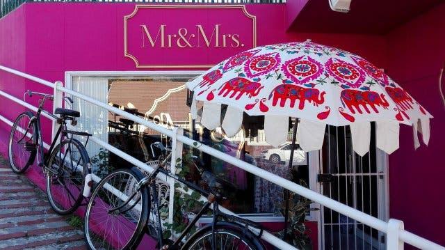 Besondere Läden Kapstadt | Mr & Mrs