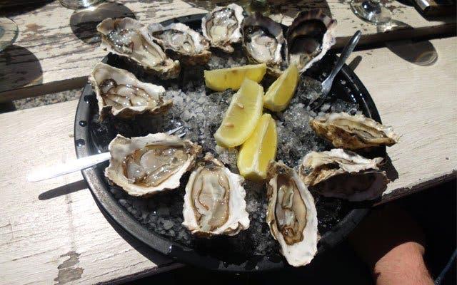 Restaurants in Kapstadt, Die Strandloper