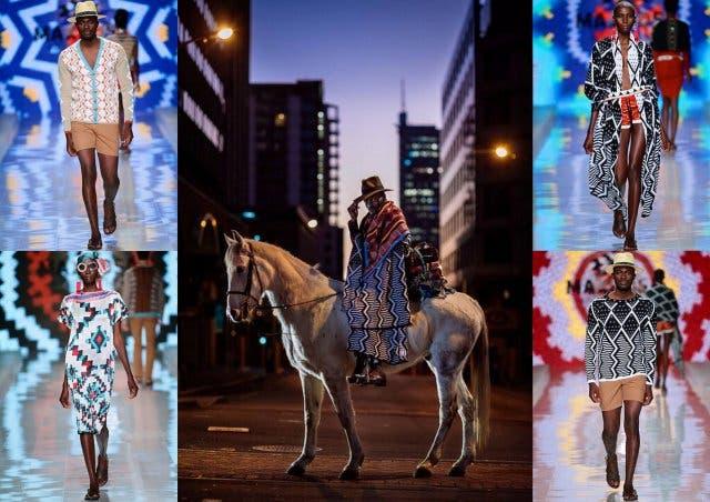 MaXhosa - Mode Südafrika