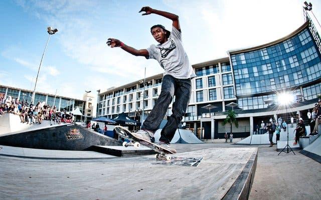 skater skatepark