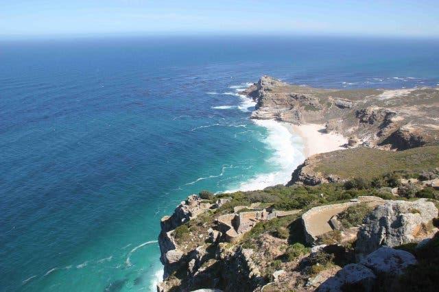 Kap der guten Hoffnung, Cape Point, Dias beach